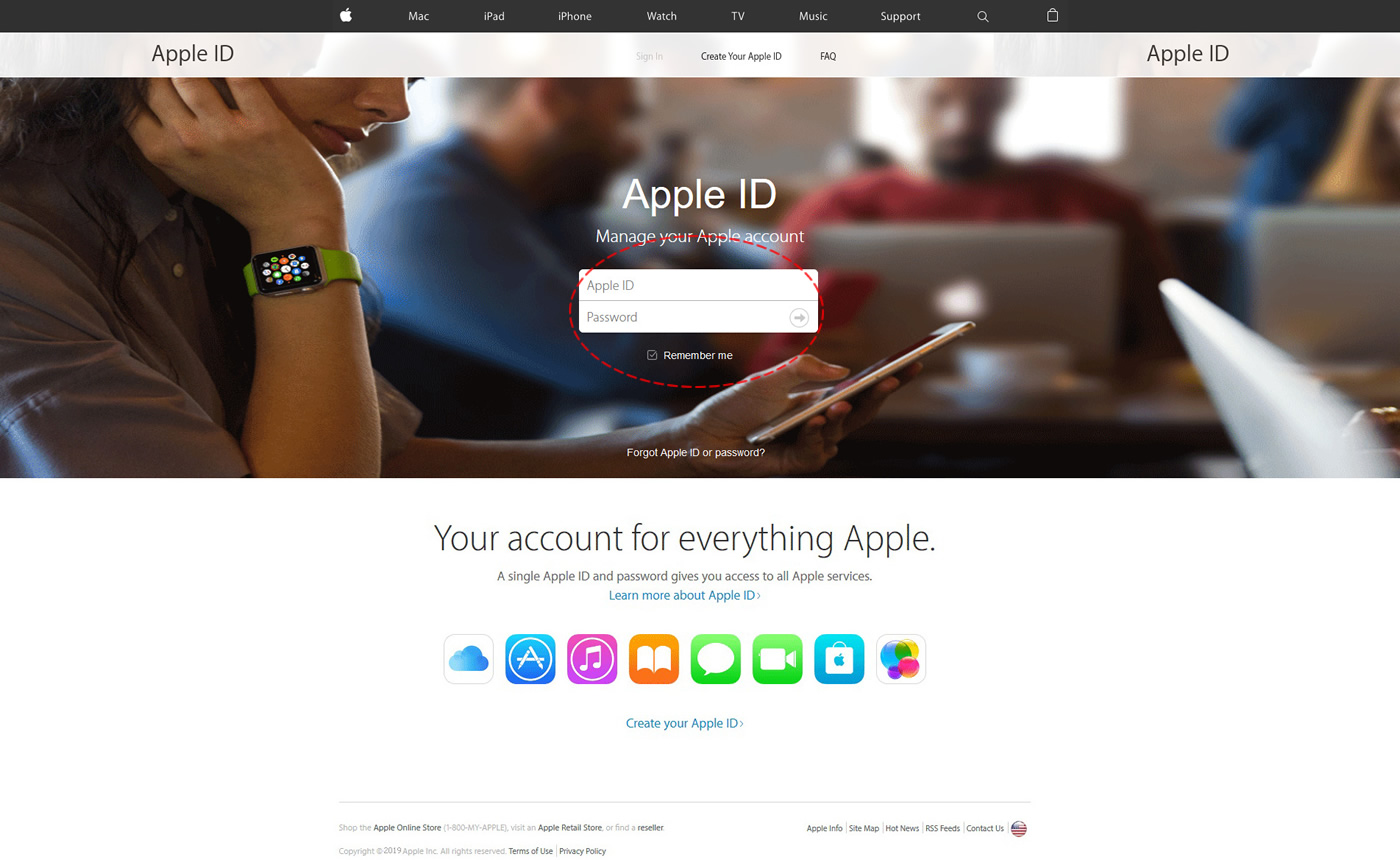 04 Manage your Apple ID
